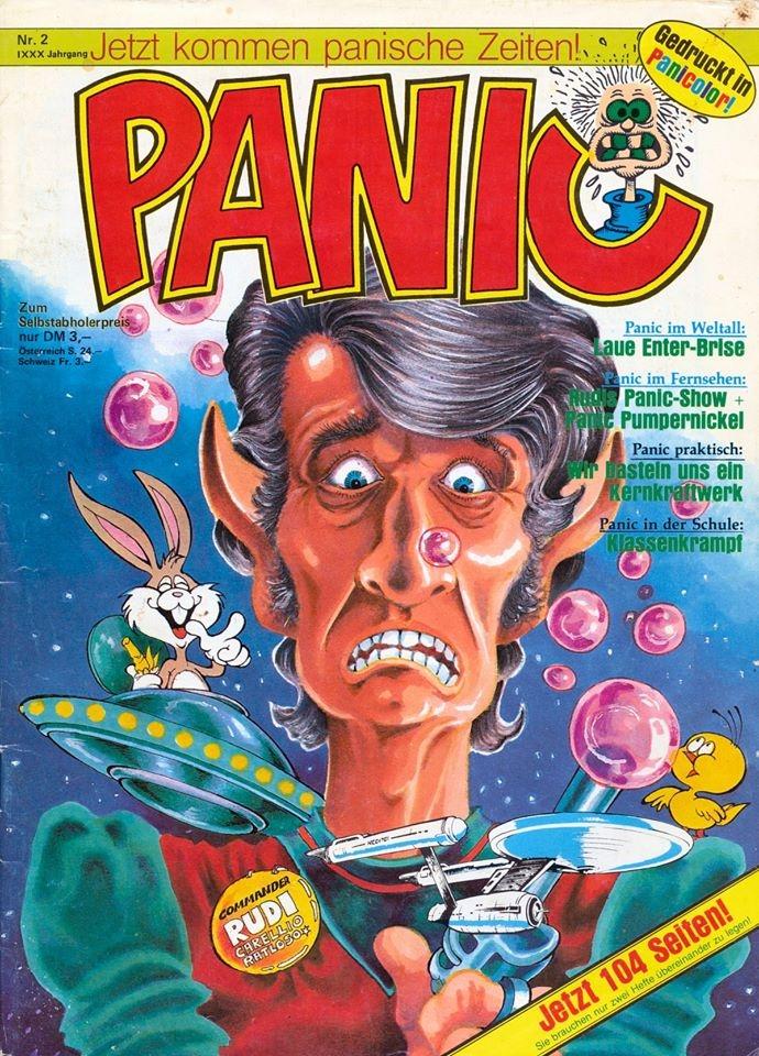Panic #2 • Germany