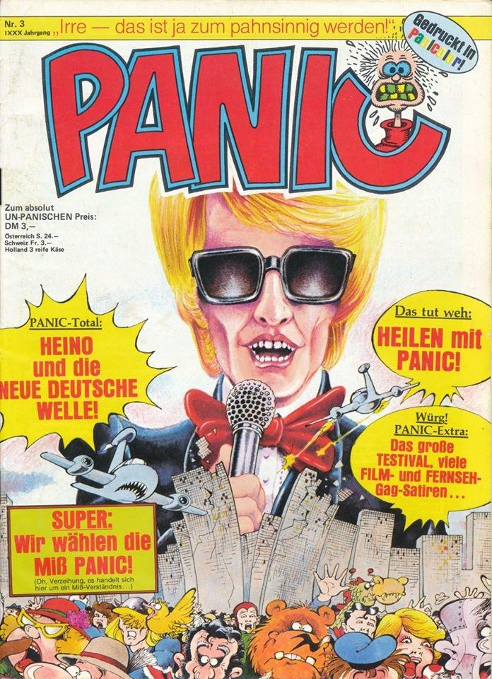 Panic #3 • Germany