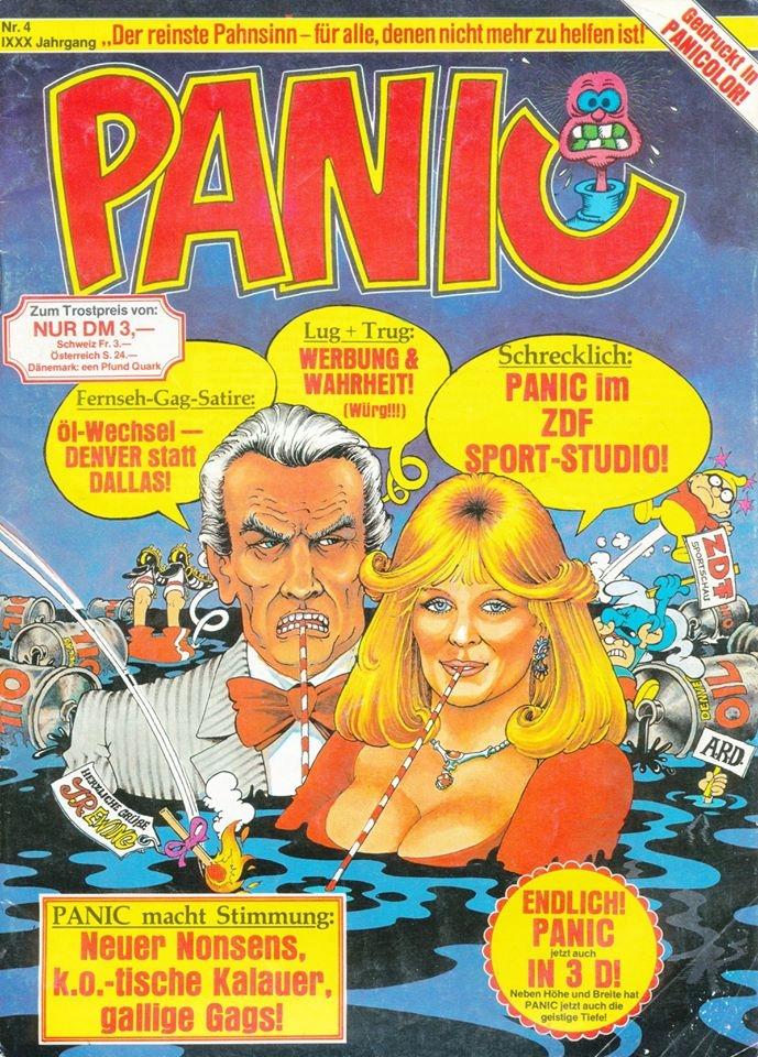 Panic #4 • Germany