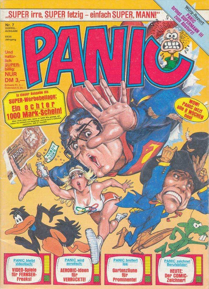 Panic #7 • Germany