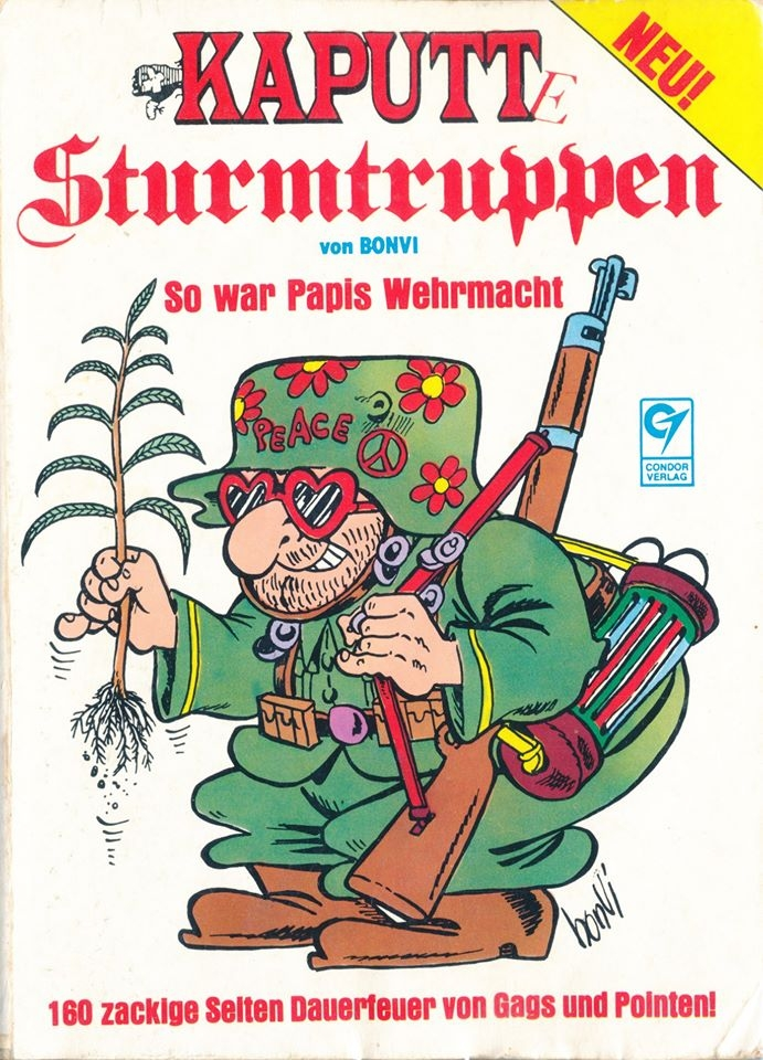 Kaputte Sturmtruppen #11 • Germany