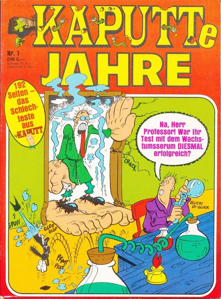 Kaputte Jahre #1 • Germany