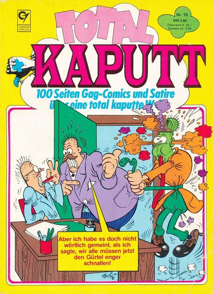 Total Kaputt #15 • Germany