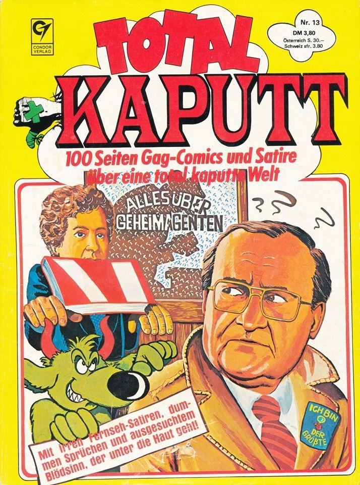 Total Kaputt #13 • Germany