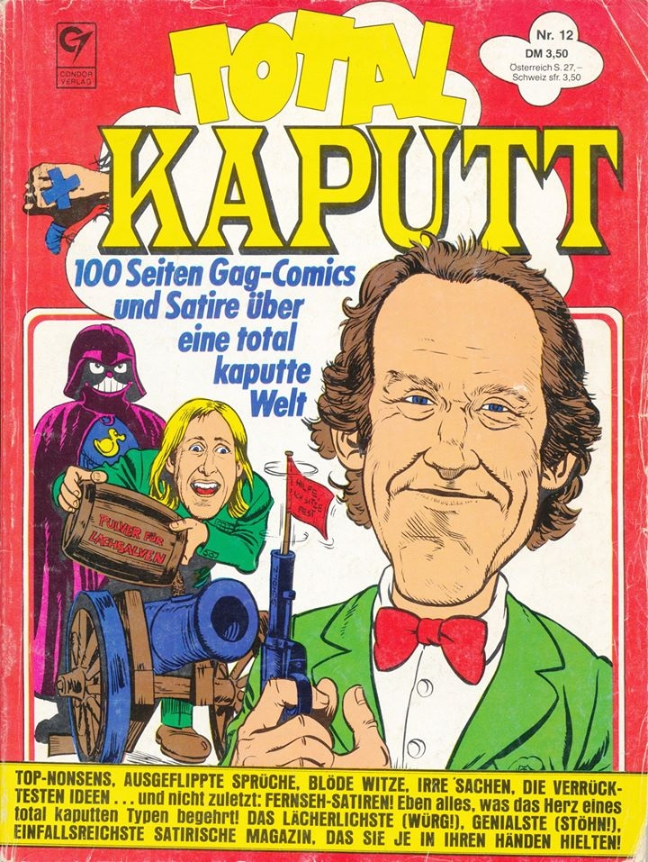 Total Kaputt #12 • Germany
