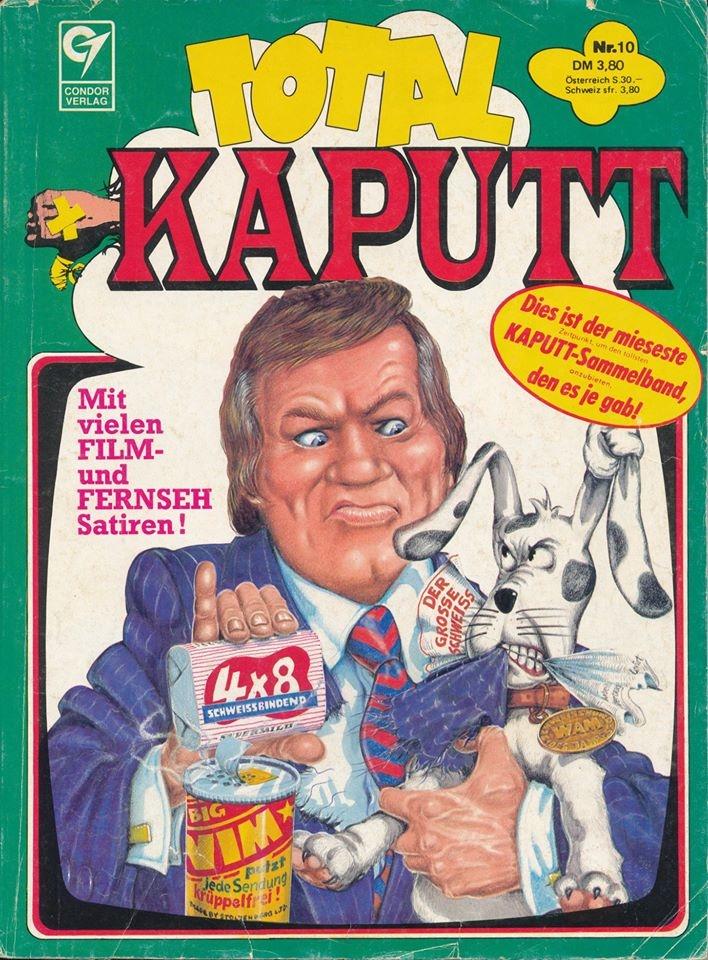 Total Kaputt #10 • Germany