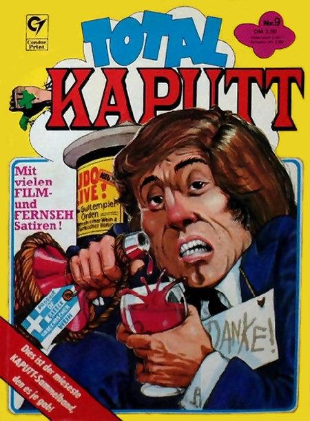 Total Kaputt #9 • Germany