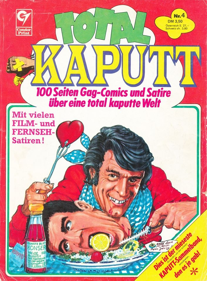 Total Kaputt #4 • Germany