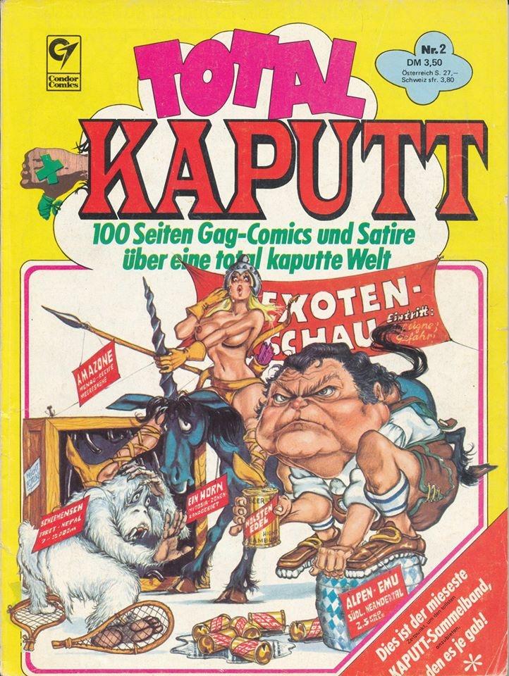 Total Kaputt #2 • Germany