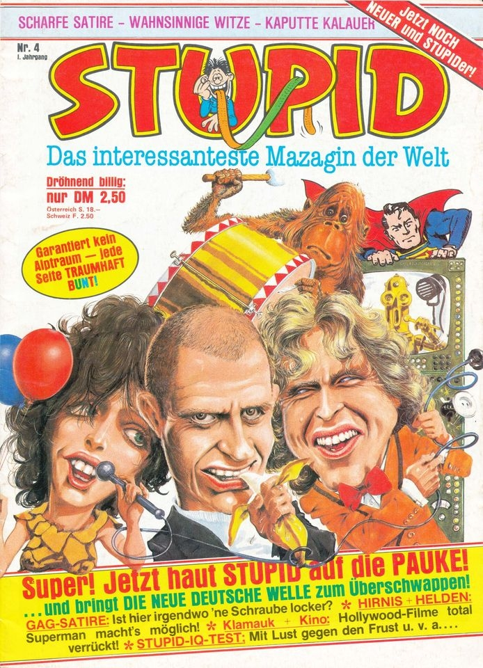Stupid #4 • Germany