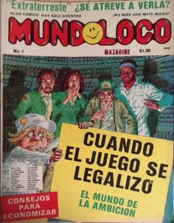Mundoloco #1 • USA