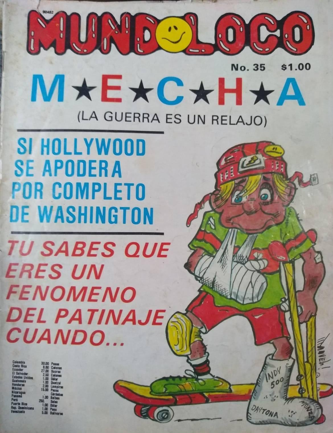 Mundoloco #35 • USA