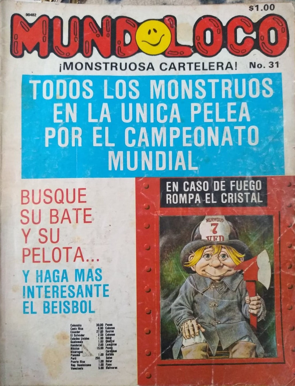 Mundoloco #31 • Mexico