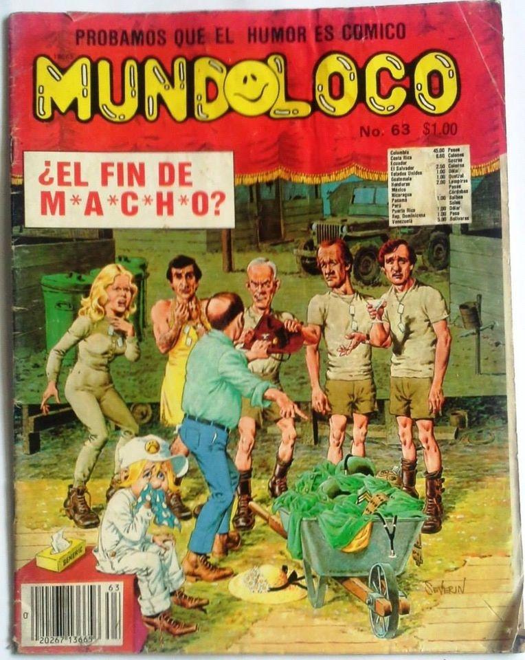 Mundoloco #63 • USA