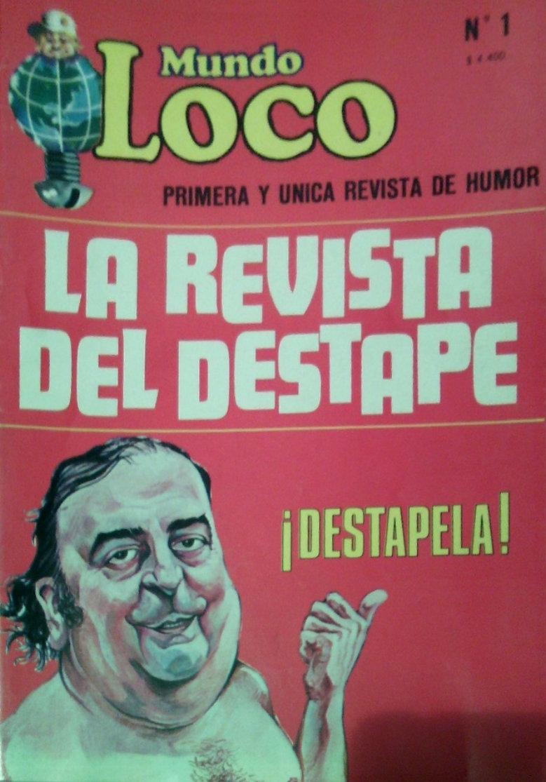 Mundo Loco #1 • Argentina