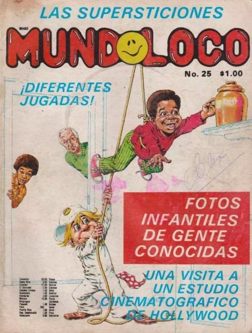 Mundoloco #25 • USA