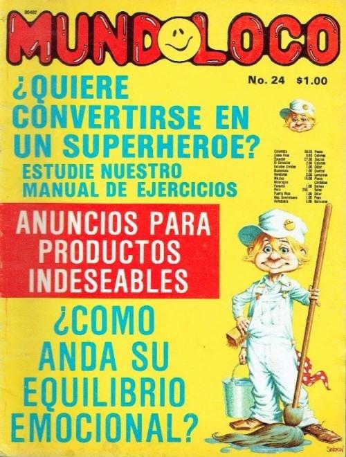 Mundoloco #24 • Mexico