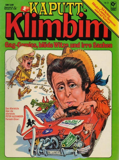 Kaputt - Klimbim #3 • Germany