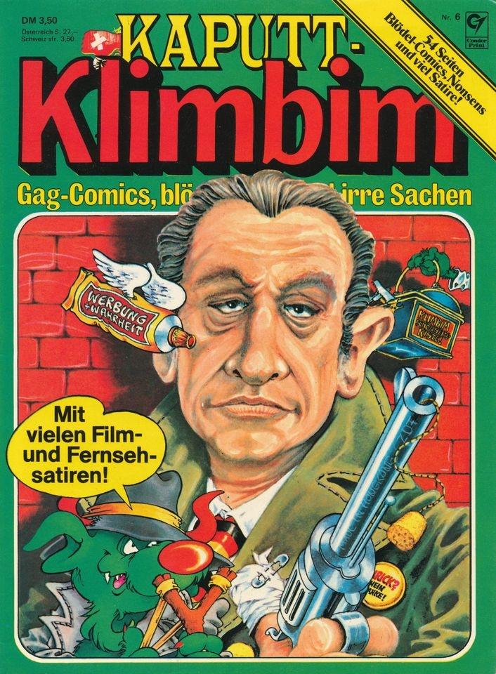 Kaputt - Klimbim #6 • Germany