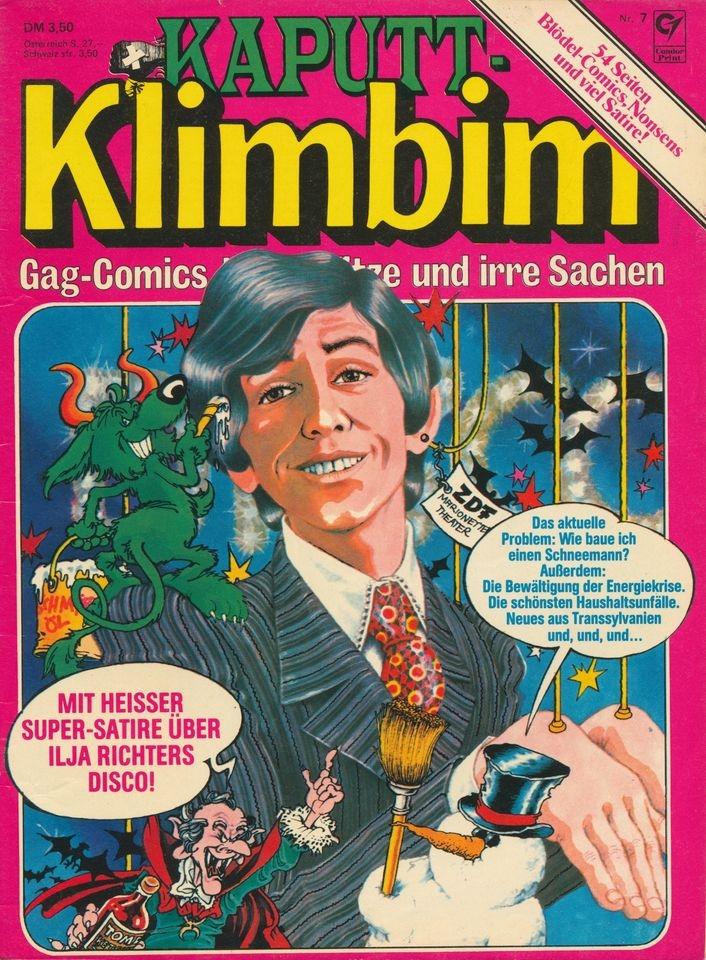 Kaputt - Klimbim • Germany