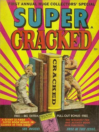 Super Cracked (Volume 1) #1 • USA