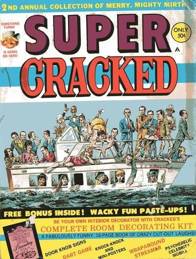 Super Cracked (Volume 1) #2 • USA