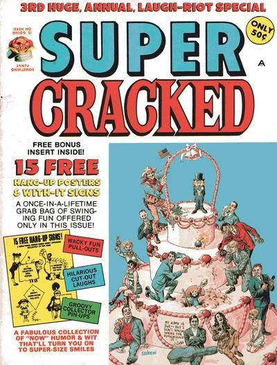 Super Cracked (Volume 1) #3 • USA