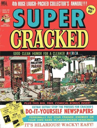 Super Cracked (Volume 1) #4 • USA