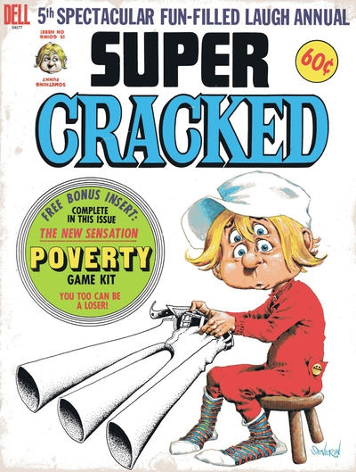 Super Cracked (Volume 1) #5 • USA
