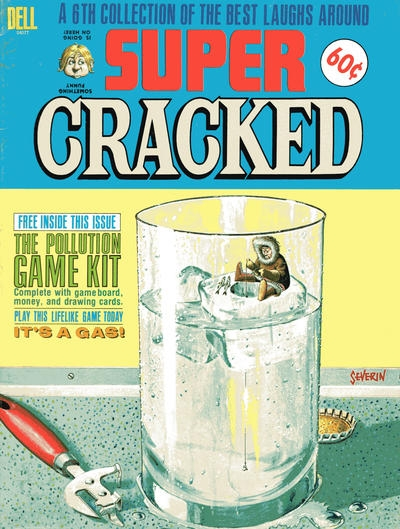 Super Cracked (Volume 1) #6 • USA