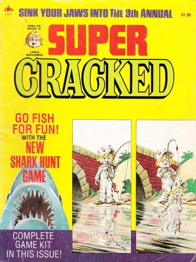 Super Cracked (Volume 1) #9 • USA