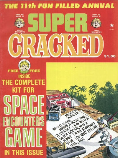 Super Cracked (Volume 1) #11 • USA