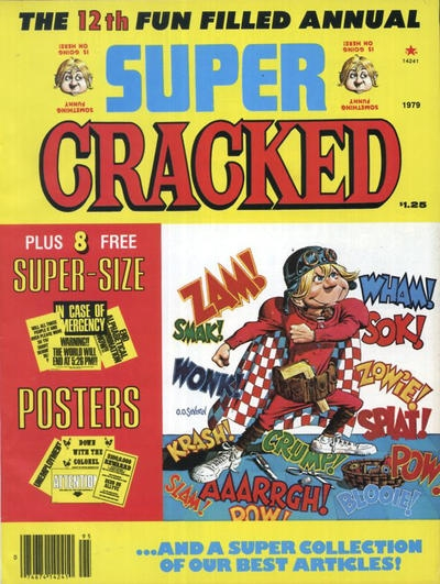 Super Cracked (Volume 1) #12 • USA