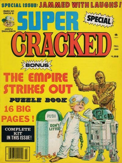 Super Cracked (Volume 1) #14 • USA