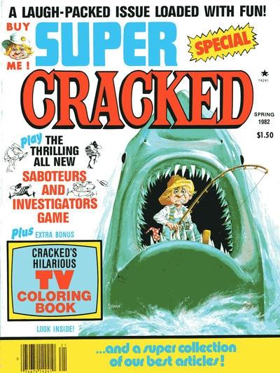 Super Cracked (Volume 1) #17 • USA