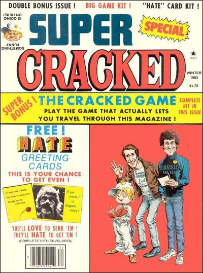 Super Cracked (Volume 1) #19 • USA
