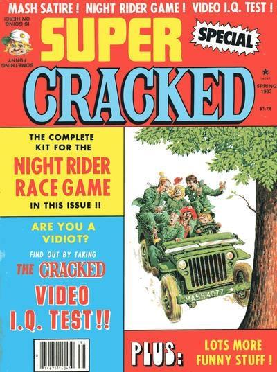 Super Cracked (Volume 1) #20 • USA