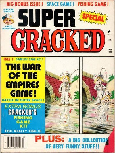 Super Cracked (Volume 1) #22 • USA