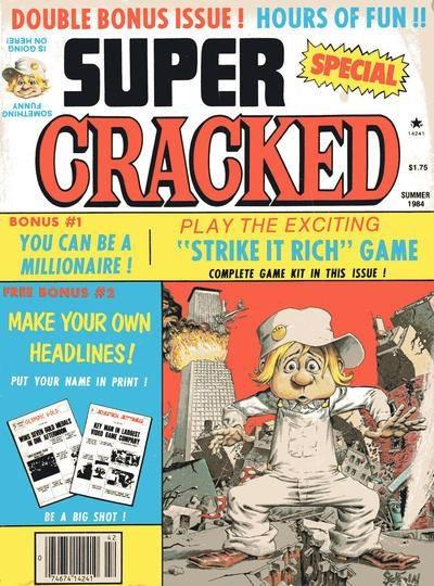 Super Cracked (Volume 1) #23 • USA