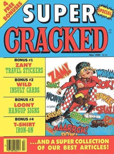 Super Cracked (Volume 1) #28 • USA