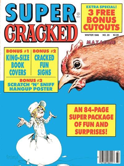 Super Cracked (Volume 1) #29 • USA