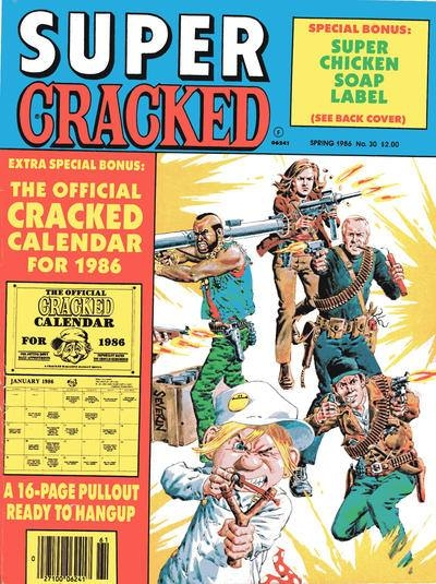Super Cracked (Volume 1) #30 • USA