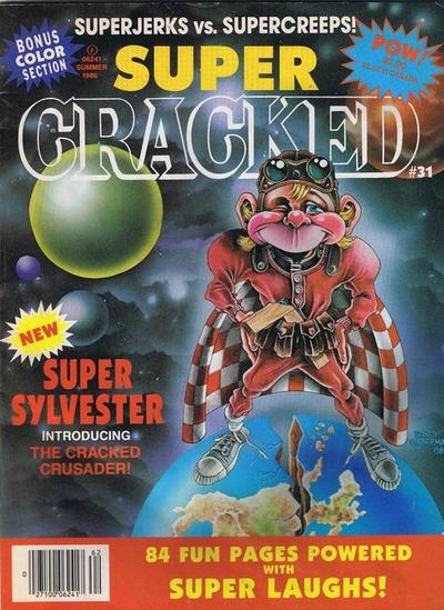 Super Cracked (Volume 1) #31 • USA