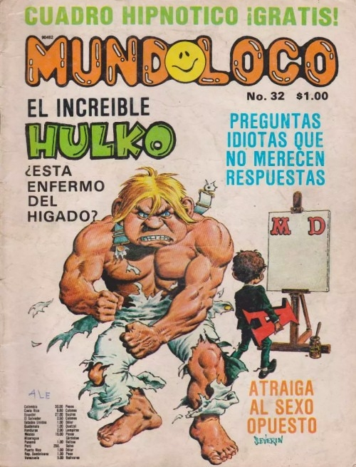 Mundoloco #32 • USA
