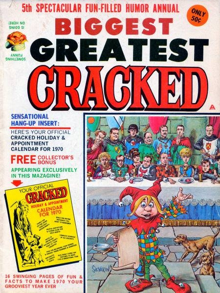 Biggest Greatest Cracked #5 • USA