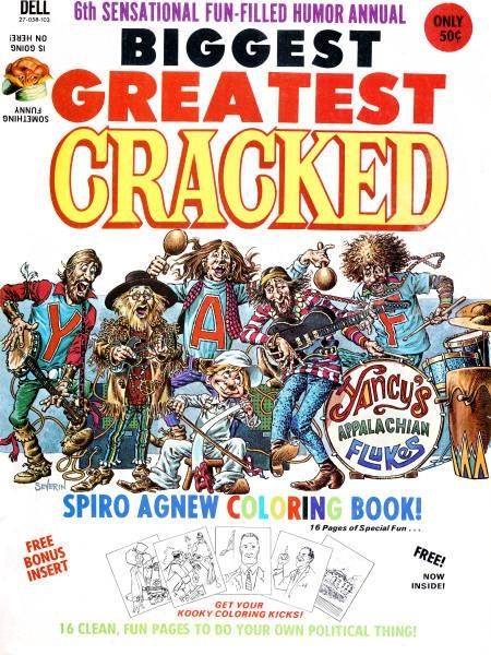 Biggest Greatest Cracked #6 • USA