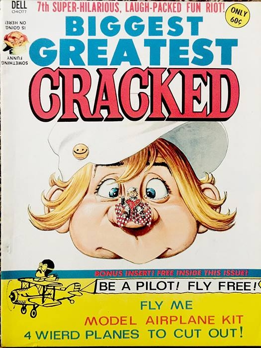 Biggest Greatest Cracked #7 • USA
