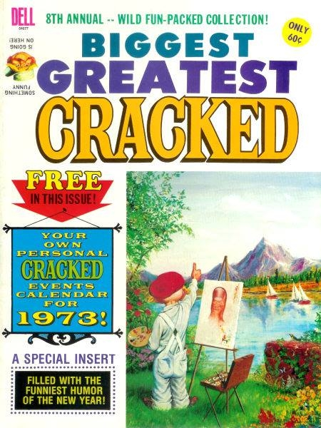 Biggest Greatest Cracked #8 • USA
