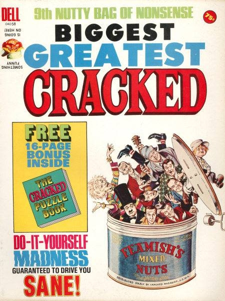 Biggest Greatest Cracked #9 • USA
