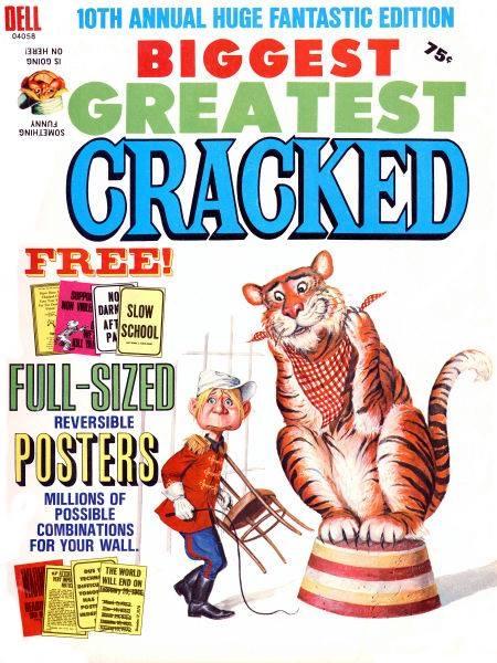 Biggest Greatest Cracked #10 • USA